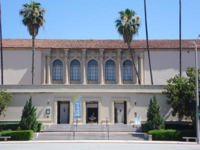 Pasadena Central Library