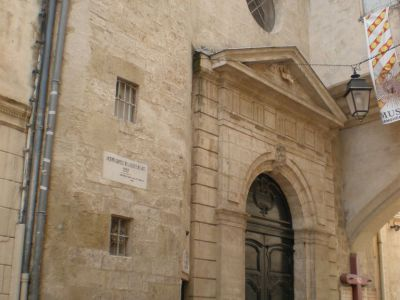 Chapel of the White Penitents, Montpellier