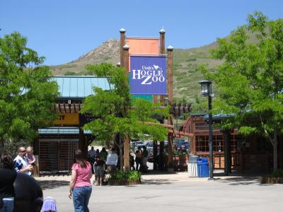 Hogle Zoo, Salt Lake City