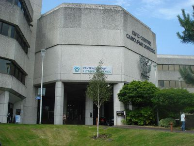 Swansea Central Library, Swansea