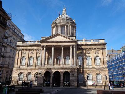 Town Hall, Liverpool