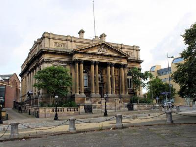 County Sessions House, Liverpool