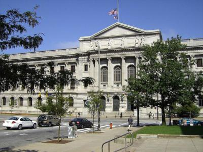 Cuyahoga County Courthouse, Cleveland