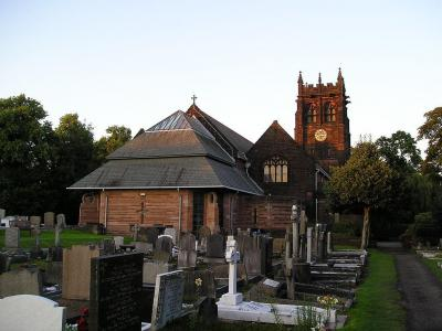 St. Peter's Church, Liverpool