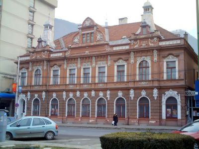 Art and Ethnography Museums, Brasov