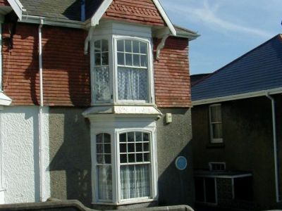 Dylan Thomas' Childhood Home, Swansea