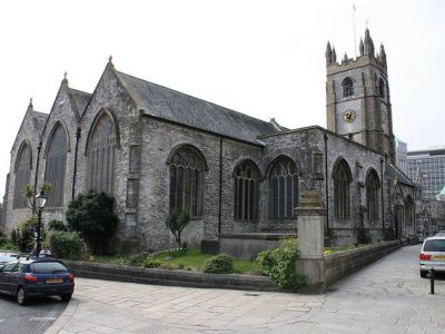 The Minster Church Of St. Andrew, Plymouth