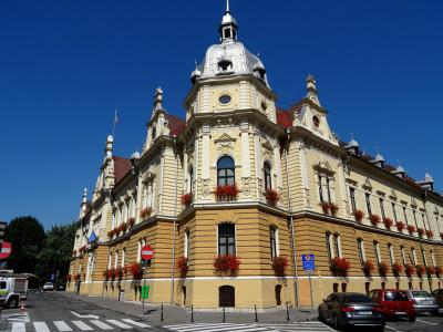 City Hall (Primaria), Brasov