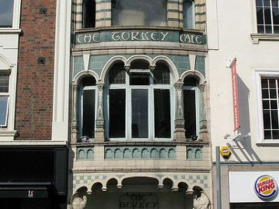 The Turkey Cafe, Leicester