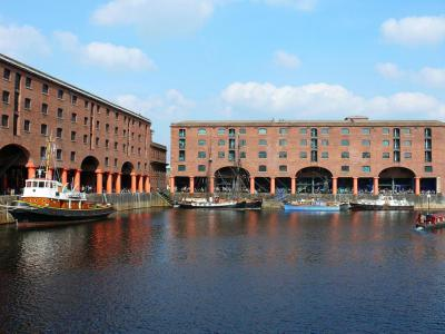 Albert Dock and the Waterfront