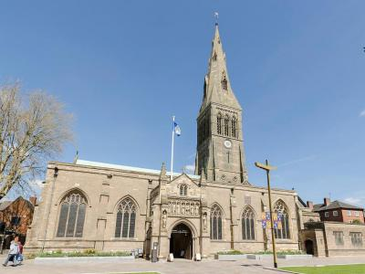 Leicester Cathedral, Leicester