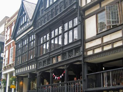 Bishop Lloyd's House, Chester