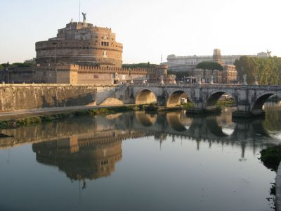 Castel Sant'Angelo (Night of Dancing on the River)