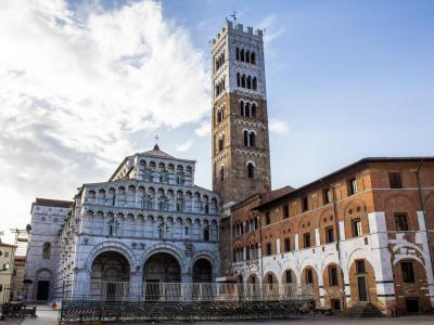The Cathedral of St. Martin, Lucca
