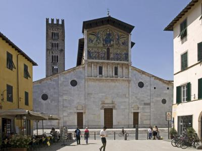 Church of San Frediano, Lucca