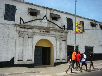 Ussher Fort, Accra
