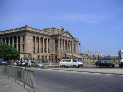 Old Parliament House, Colombo