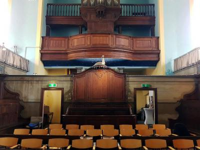 Walloon Church (Waalse Kerk), Maastricht