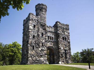Bancroft Tower, Worcester