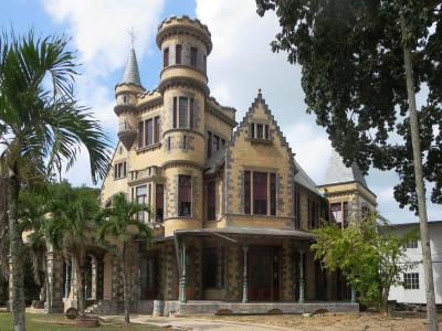 Stollmeyer's Castle, Port of Spain