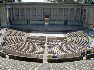 Hearst Greek Theatre Berkeley