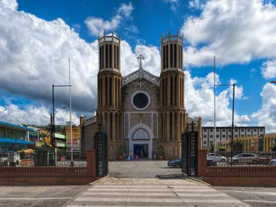 Cathedral of the Immaculate Conception, Port of Spain