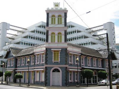 Old Fire Station, Port of Spain