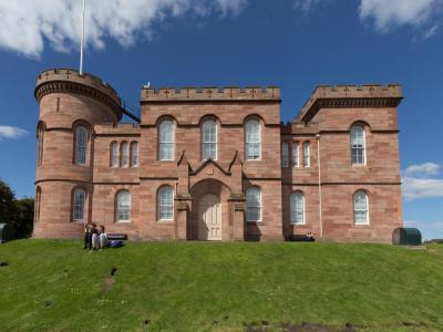 Inverness Castle, Inverness