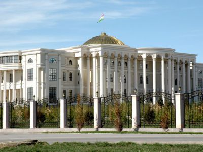 Palace of Nations, Dushanbe