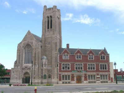 Trinity Lutheran Church, Detroit