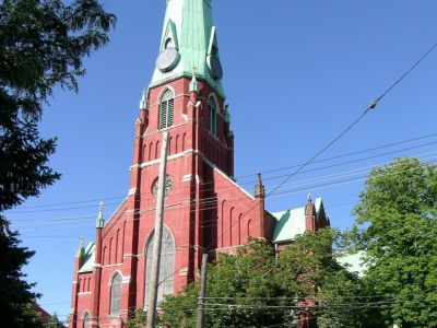 St. Albertus Roman Catholic Church, Detroit