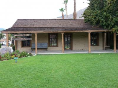 Palm Springs Historical Society & Village Green, Palm Springs