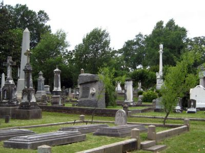 Mt Holly Cemetery, Little Rock