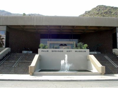 Palm Springs Art Museum, Palm Springs