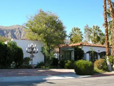 Liberace House, Palm Springs