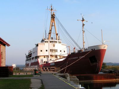 Marine Museum of the Great Lakes, Kingston
