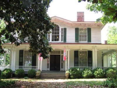 Mabry-Hazen House Museum, Knoxville
