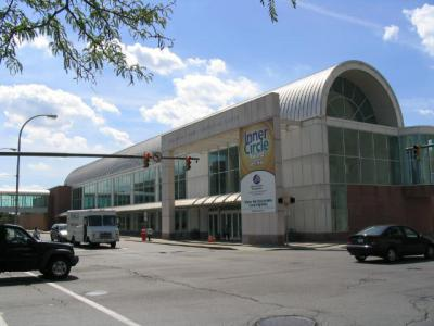 Oncenter Complex, Syracuse