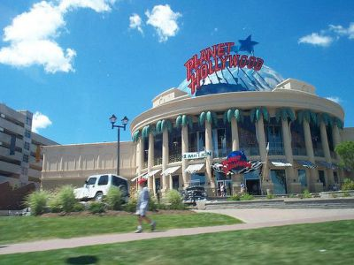 Planet Hollywood, Niagara Falls