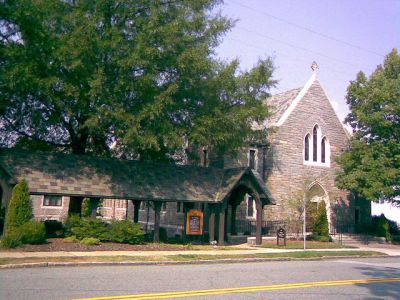 Holy Trinity Church, Greensboro