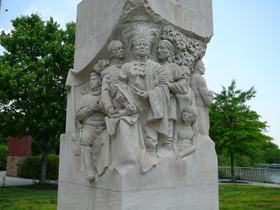 Holston Treaty Monument, Knoxville