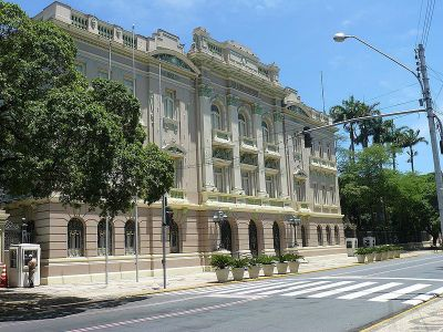 Palacio do Campo das Princesas, Recife