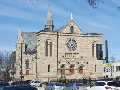 Cathedral of St. John the Evangelist, Boise