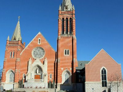 St Mary's Cathedral, Colorado Springs