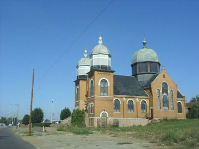 Holy Trinity Ukrainian Catholic Church, Youngstown