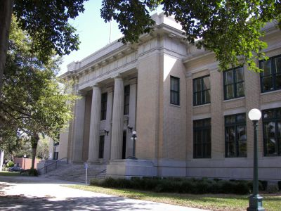 Old Lee County Courthouse, Fort Myers