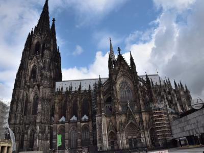 cologne cathedral klner dom cologne must see - Koln Must See