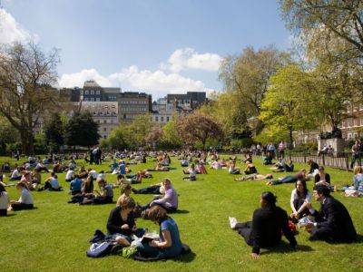 Lincoln's Inn Fields, London