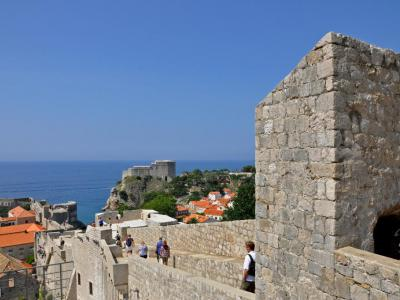 Ancient City Walls & Forts, Dubrovnik