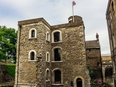 Jewel Tower, London